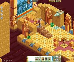 Adventure World: Temple.
