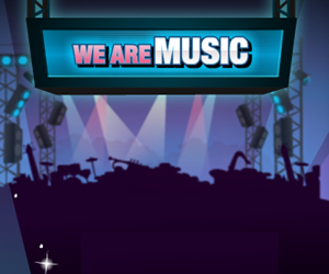 We Are Music, il quiz