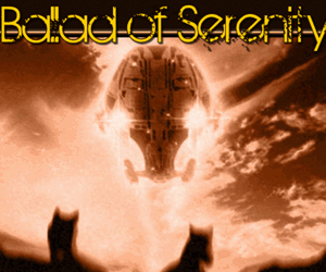 Ballad of Serenity, GdR testuale di stampo Space Western!