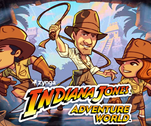 Indiana Jones Adventures World