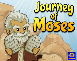 Journey of Moses, la storia di Mosè su Facebook!