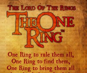 The One Ring, il gioco online testuale del Signore degli Anelli su FB!