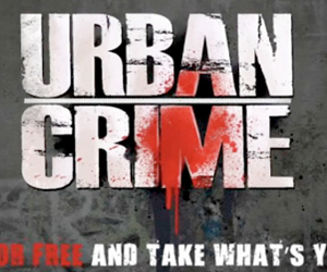 Urban Crime, gioco in stile GTA, gratis per iPad!