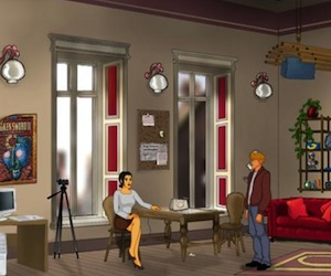 Broken Sword per iPad