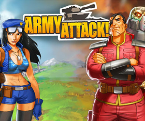 Army Attack su Google Plus!