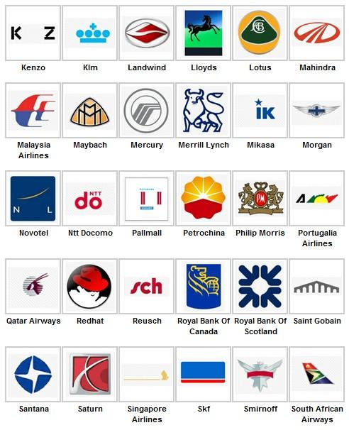 logos quiz game ecco tutte le soluzioni On soluzioni il giardino delle parole mondo 2