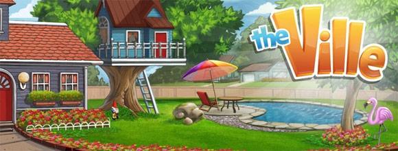 The Ville: Schermata gioco