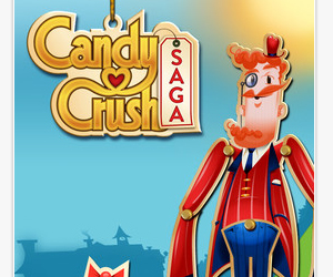 Candy Crush Saga mobile