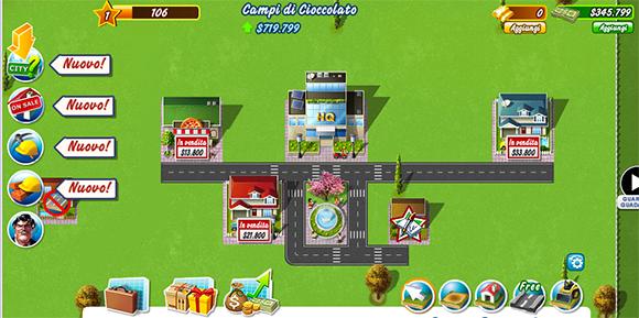 Comandi Millionaire City