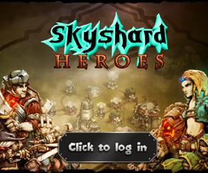 Skyshard Heroes