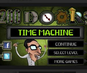 200 Doors Time Machine