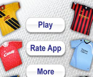 Calcio Quiz – Soccer / Football Maglia Gioco