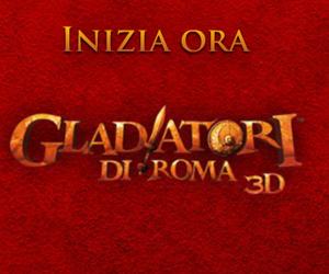 Gladiatori di Roma.