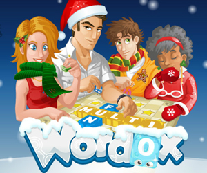 Wordox, lo Scarabeo su Facebook