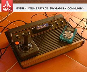 Atari: Online&Mobile.