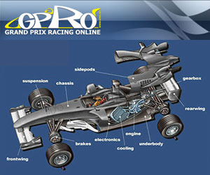GPRO F1 manager.