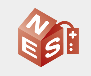 NES box.