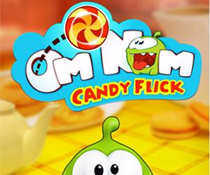 Om Nom: Candy Flick.