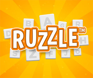 Ruzzle.