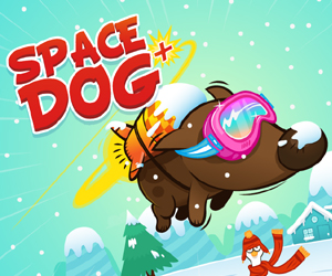 Space dog+.