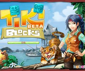 Tiki blocks.