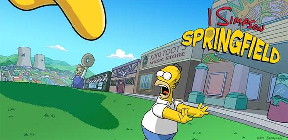 I Simpson Springfield.