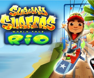 Subway Surfers.