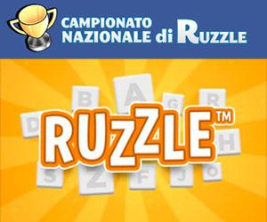 Campionato nazionale di Ruzzle.