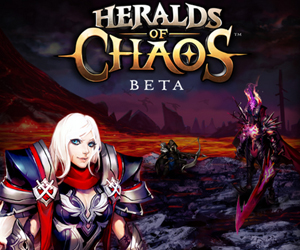 Heralds Of Chaos.