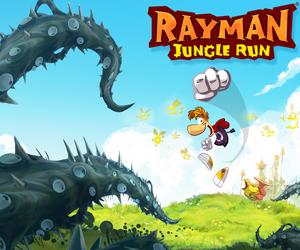 Rayman jungle run.