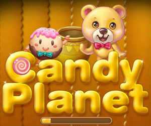 Candy Planet.