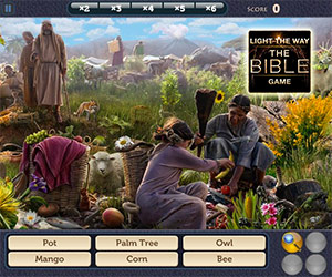 The Bible Game.