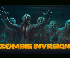Zombie Invasion T-Virus.