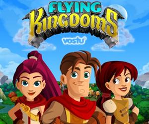 Flying Kingdoms.
