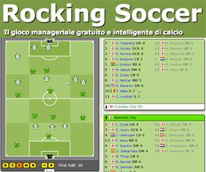 Rocking Soccer.
