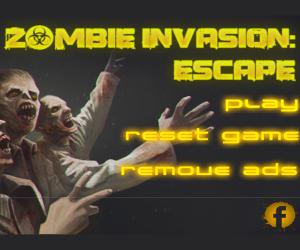 zombie invasion escape