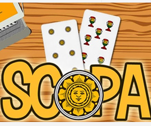 Scopa multiplayer per android.