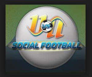 11vs11 social football.