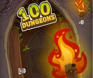 100 dungeons