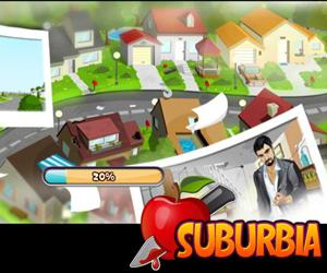Suburbia.