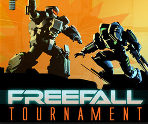 Freefall Tournament.