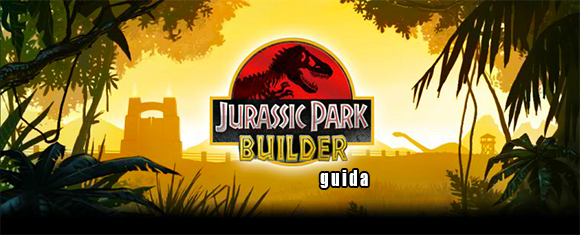 Guida a Jurassic Park Builder.