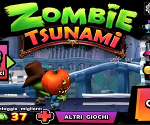 zombie tsunami.