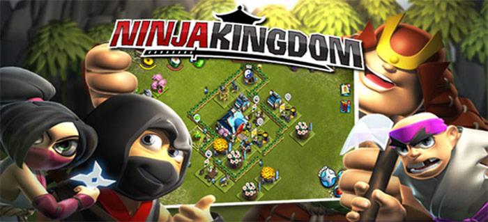 Ninja Kingdom.