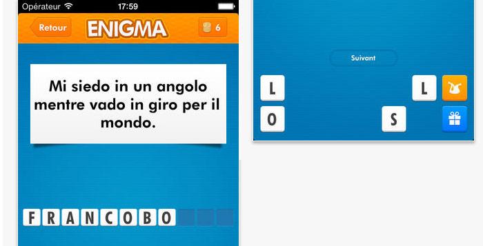 Enigma Quiz.