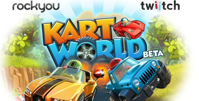 Kart World.