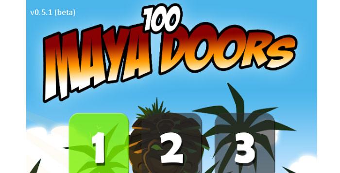 100 Maya Doors.