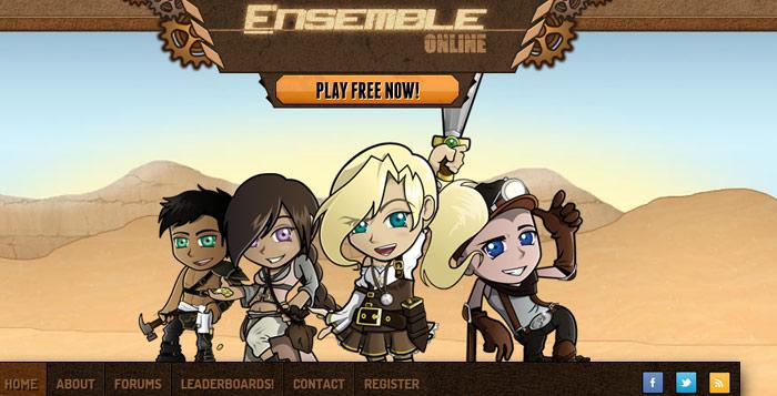 Ensemble Online