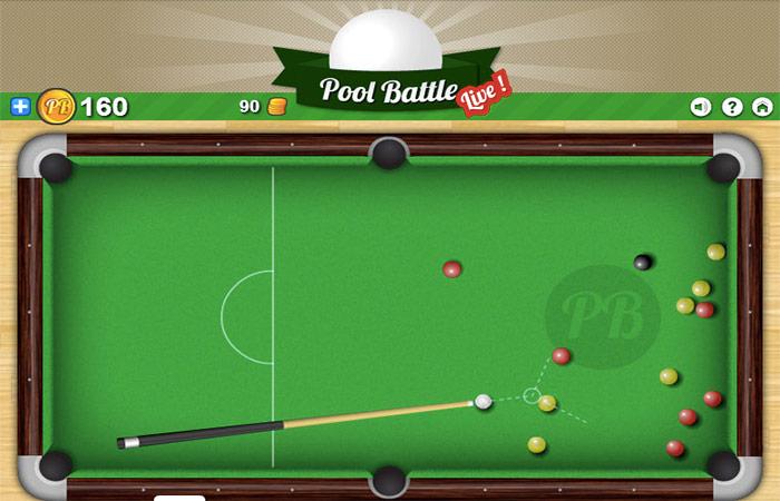 Pool Battle Live.