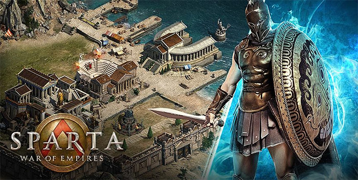Sparta: War of Empires.